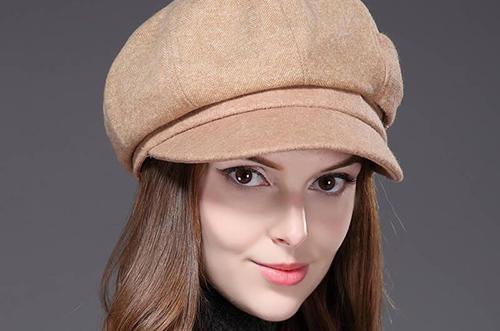 焕然一新的秋冬帽