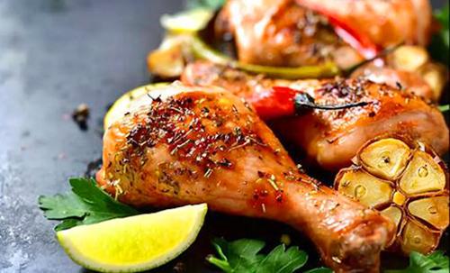 卤味烧鸡怎么制作?